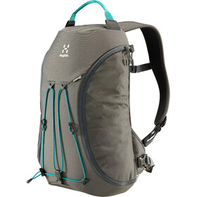 Haglöfs Corker Backpack Medium 18l, magnetite/alpine green